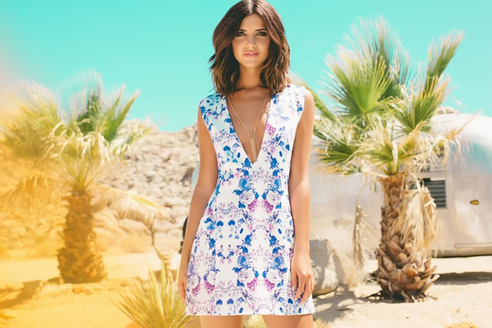 Lucy Mecklenburgh Imogene Dress