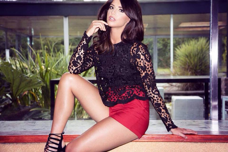 Lucy Mecklenburgh - Competition