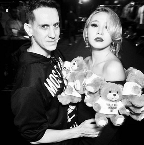 CL & Jeremy Scott