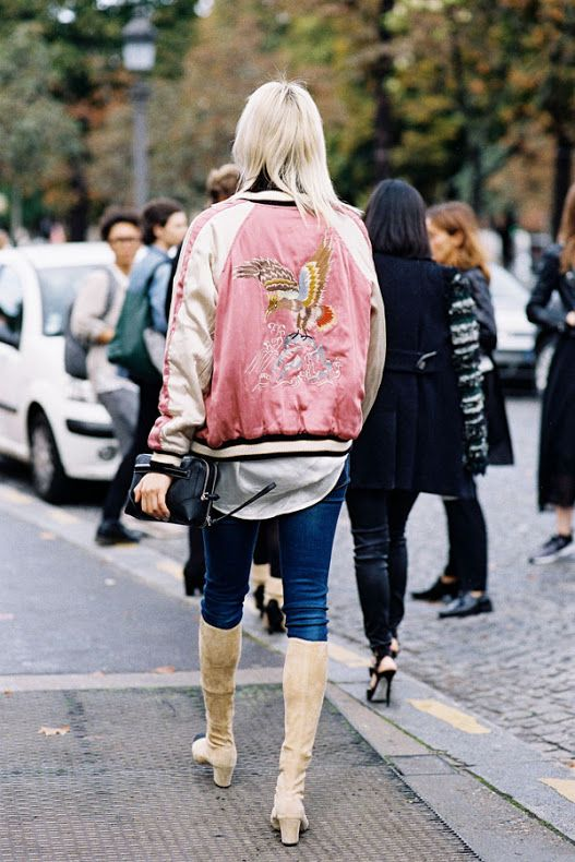 embroidered-oriental-bomber-jacket-street-style-fashion-week