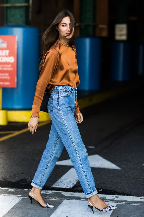 denim+street+style+trends+fashion+week