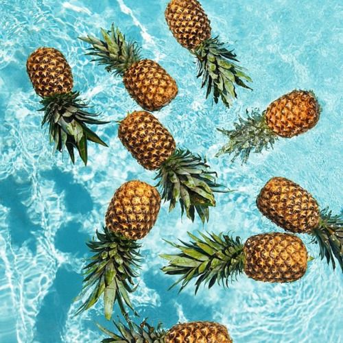 pineapples-print-pool