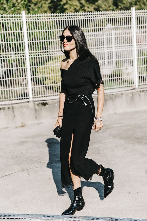 black-summer-street-style-model-off-duty-fashion-week