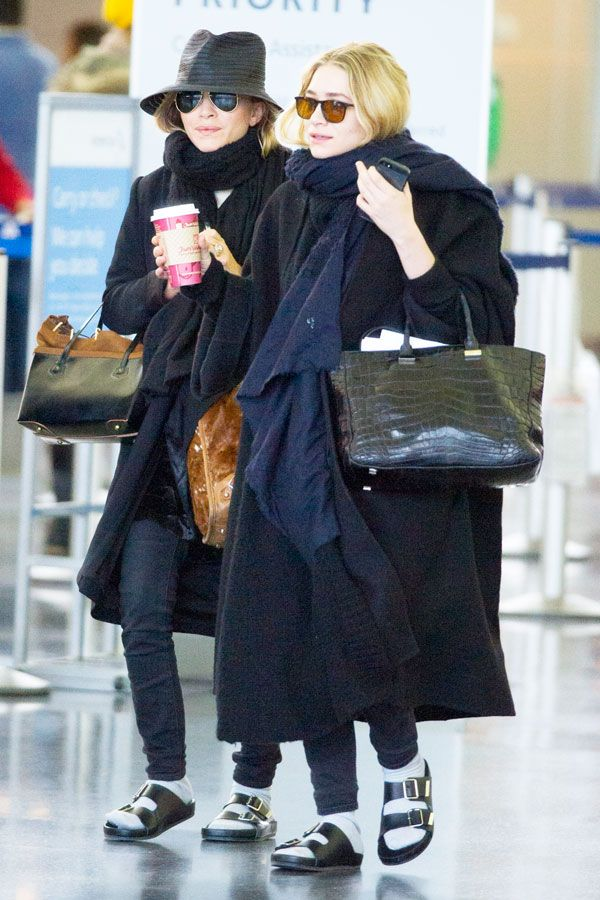 mary-kate-ashley-olsen-street-style-layering-oversized