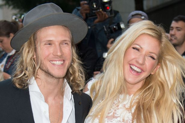 Ellie-Goulding-and-Dougie-Poynter