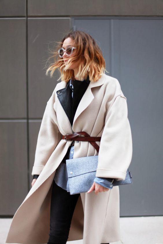 street-style-layering-model-off-duty-coat-oversized