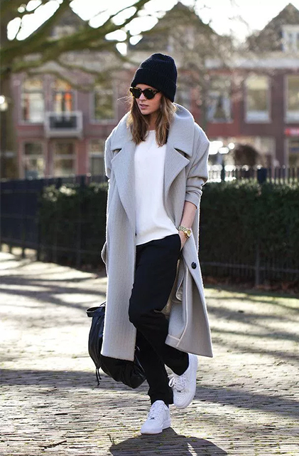 street-style-blogger-model-tailored-coat-jacket
