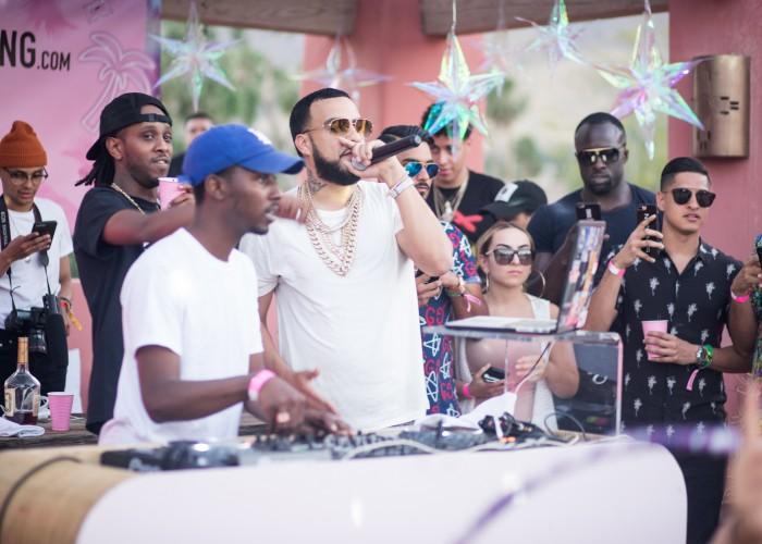 DJ Casanova, French Montana
