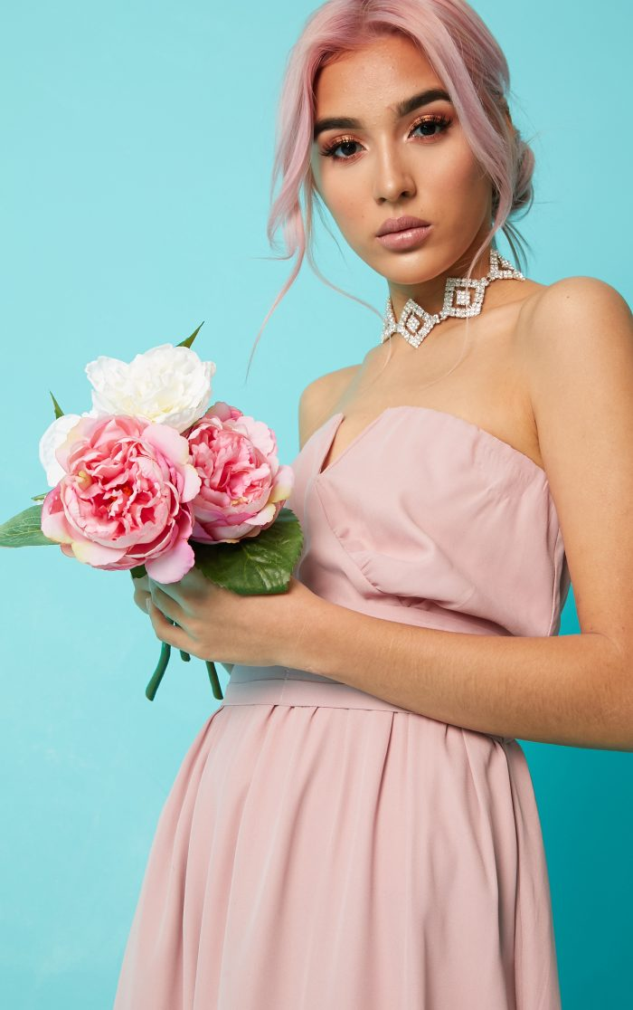 bridesmaid wedding dress