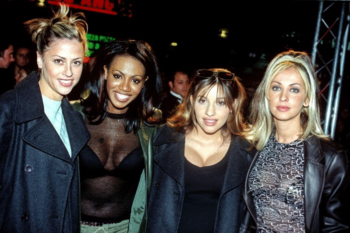 all saints mesh 90s style