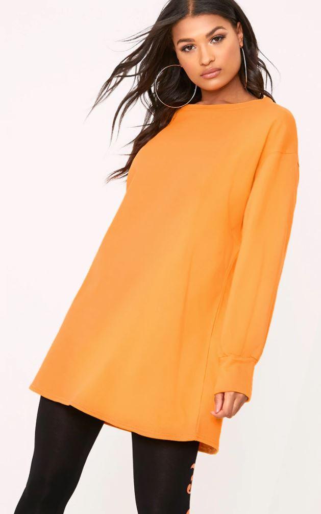 sianna oversized jumper