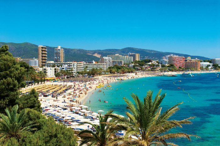 magaluf holiday destination