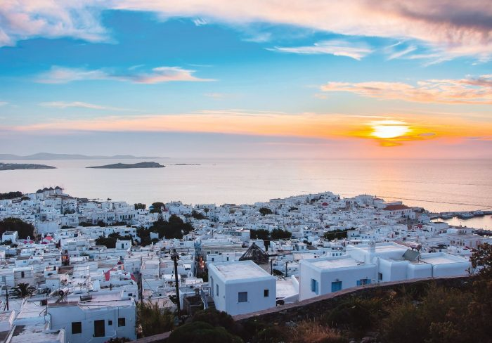greece holiday destination