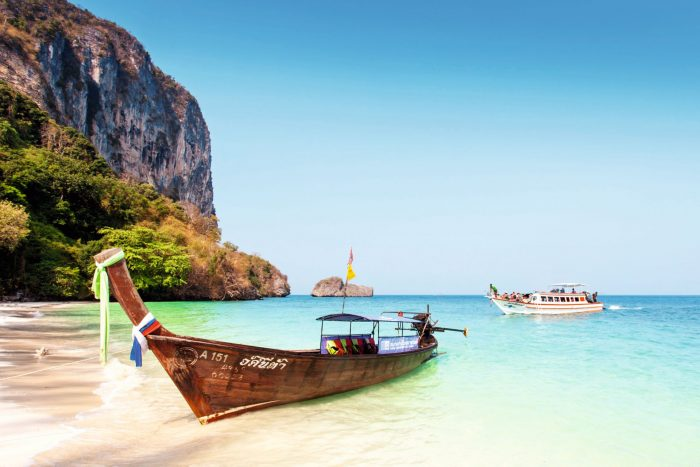thailand holiday destination