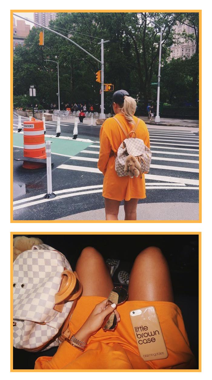 blogger new york photo diary