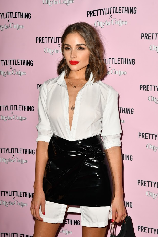 prettylittlething x olivia culpo party LA style