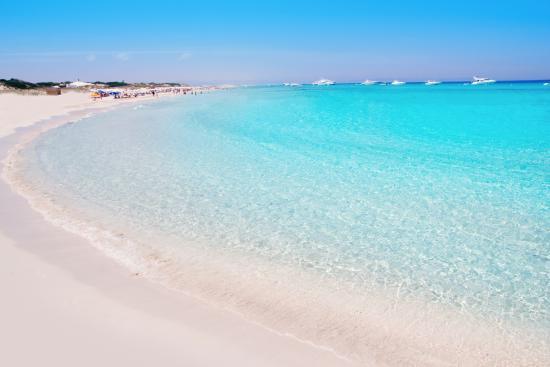 Formentera beach ibiza