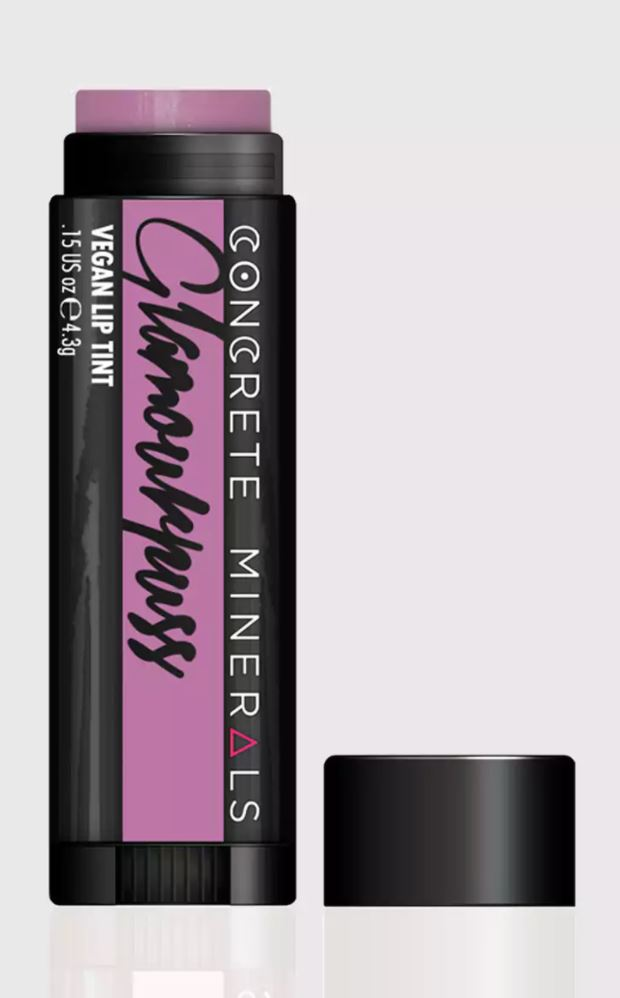 concrete minerals lip tint
