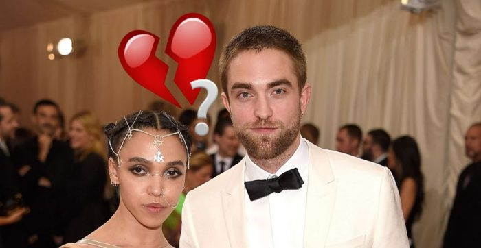 robert pattison & fka twigs