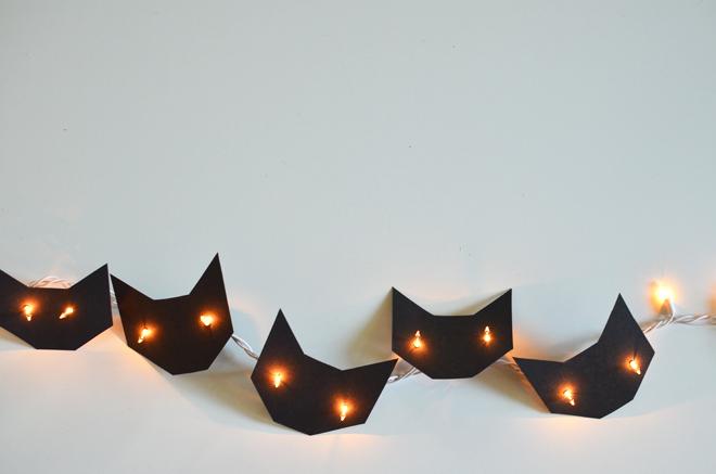 halloween party fairy lights
