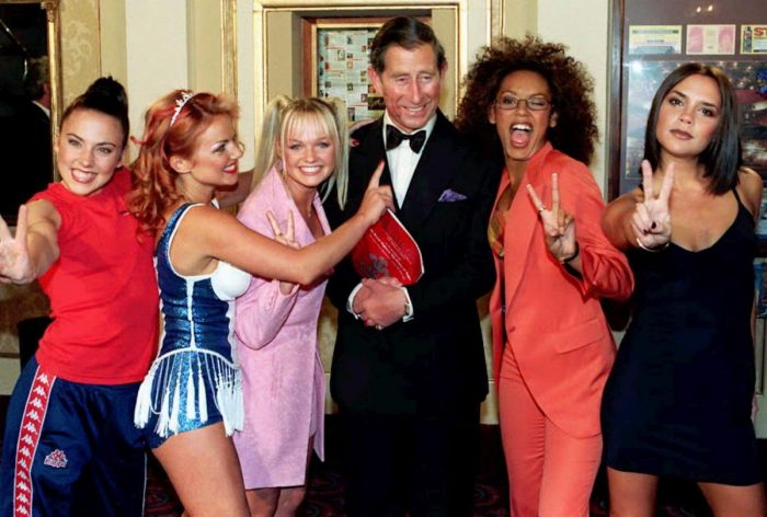 spice girls prince charles