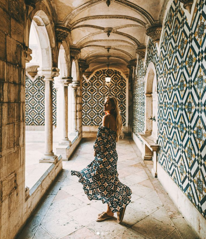 gypsea lust travel blogger account