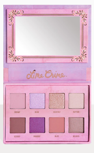 lime crime pink eyeshadow palette