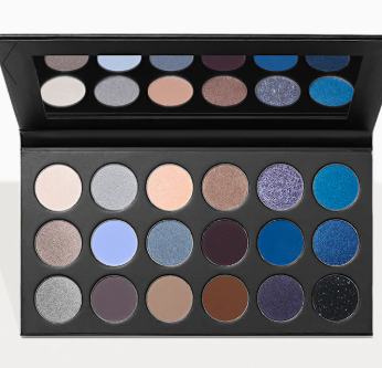 Morphe Blue Eyeshadow Palette