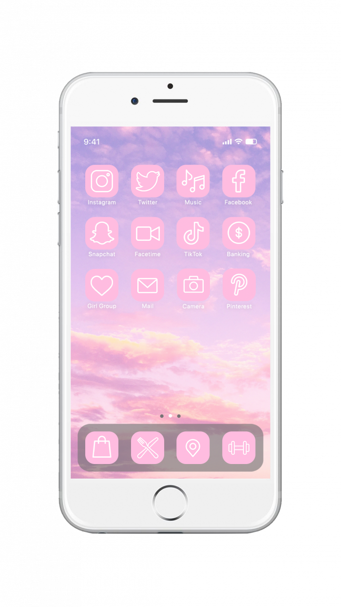 Make An Aesthetic Ios14 Home Screen With Plt Widgets The 411 Plt